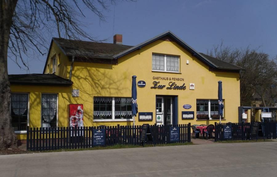 Foto Born-Darss-Gasthaus zur Linde