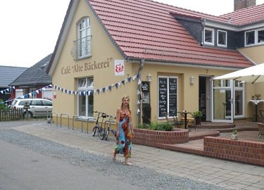 Foto Born-Darss-alte Bäckerei